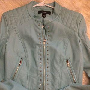 Forever 21 blue jacket